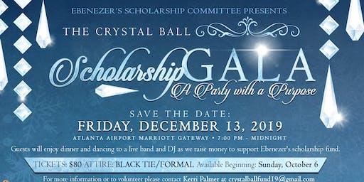Crystal Ball Scholarship Gala