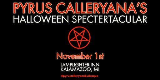 Pyrus Calleryana's Halloween SpecterTacular