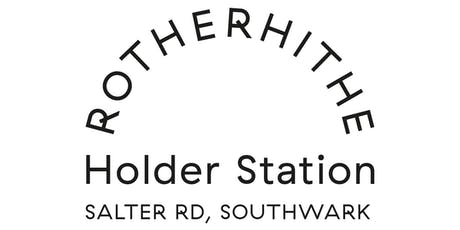 Rotherhithe Holder Station: Design Discussion (Session B) tickets