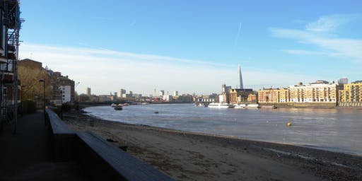 Rotherhithe-Bermondsey Foreshore Guided Walk