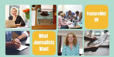 What Journalists Want (Yorkshire)