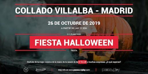 Fiesta Halloween con Dj K ta lin en Pause&Play Planetocio