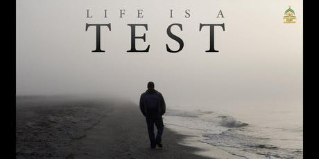 COME AND LEARN HOW TO HANDEL 10 COMMON TEST'S OF LIFE tickets