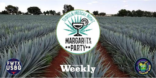 Fw Cocktail Week - MARGARITA PARTY
