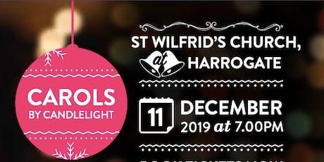 Henshaws Carols by Candlelight - St Wilfrid's Church Harrogate tickets