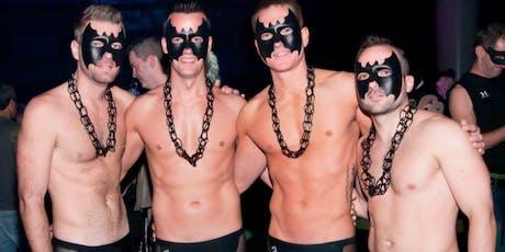 Halloween Masquerade Special  Edition 1 year Anniv tickets