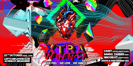 XTRAVAGANZA we feel/we love/we dance tickets