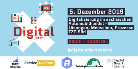 Digitalisierung im sächsischen Automobilhandel Tickets