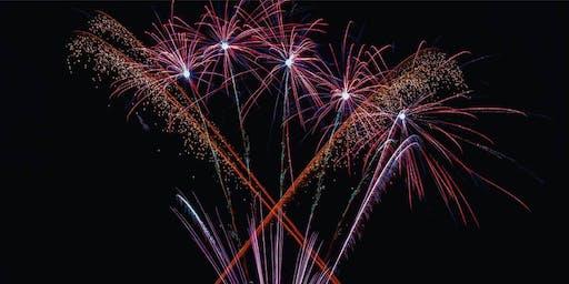 Ampthill Fireworks 2019