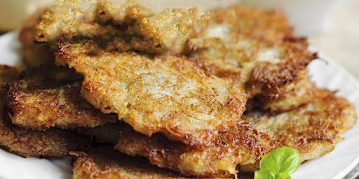 Chanukah Brisket & Latke Dinner