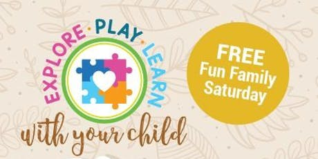 Explore Play Learn tickets