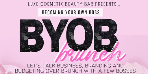 Becoming Your Own Boss Brunch