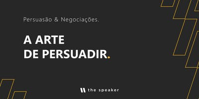 Workshop: A Arte de Persuadir