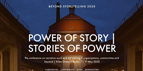 BEYOND STORYTELLING 2020 – POWER OF STORY | STORIES OF POWER tickets