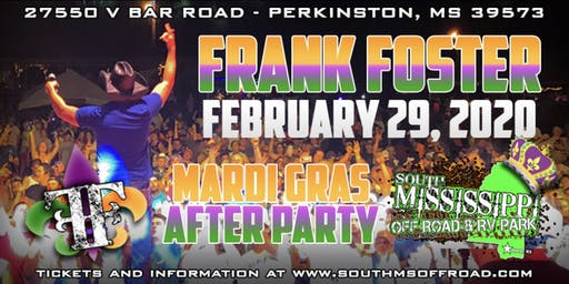 Boggin in the South with Frank Foster MARDI GRAS EDITION