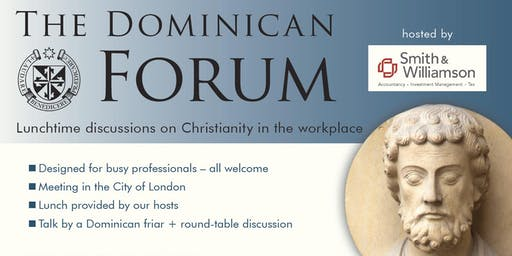"Dominican Forum: ""Living With Others"""