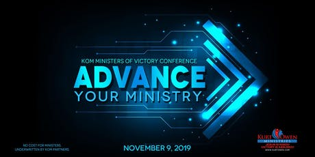 KOM Ministers of Victory Conference tickets