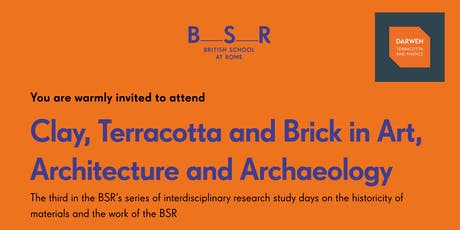 Clay, Terracotta and Brick in Art, Architecture, Archaeology tickets