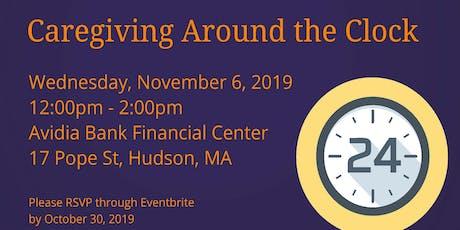 Caregiving Around the Clock! tickets