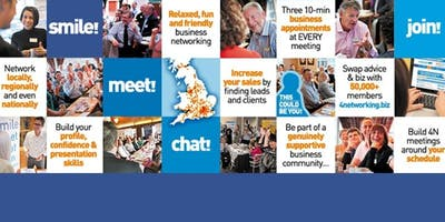 Business Networking Breakfast - 4N Swansea