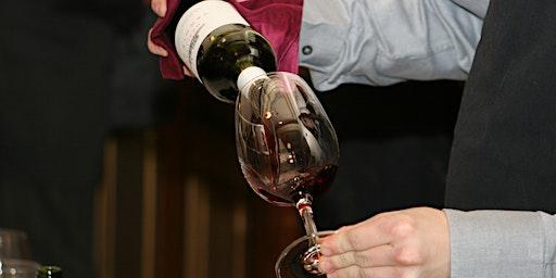 Wine Tasting with Marshall