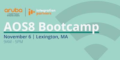 Aruba A0S8 Bootcamp   Lexington, MA