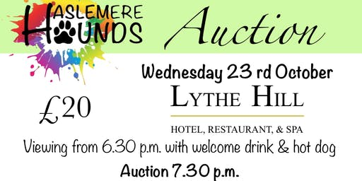 Haslemere Hounds Grand Finale Auction