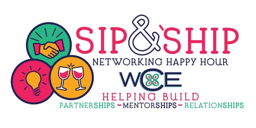 WCE Sip and Ship Networking Happy Hour