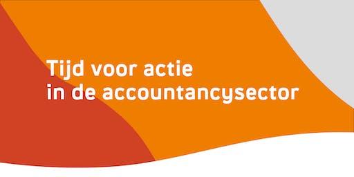 Tijd voor actie in de accountancysector
