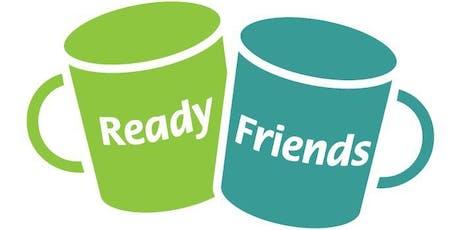 Friendship Volunteers'  Evening tickets
