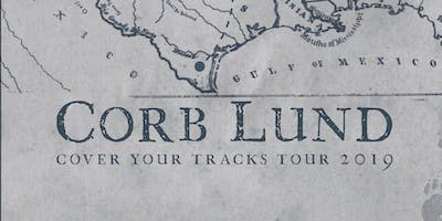 """Corb Lund """"Cover Your Tracks"""" Tour"""