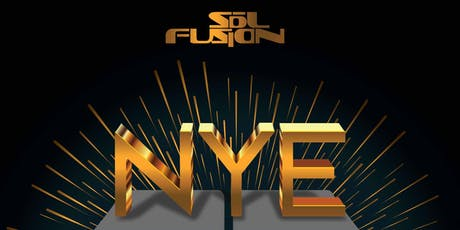 "Sol Fusion ""Twenty Twenty"" NYE Celebration tickets"