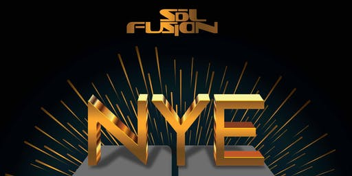 "Sol Fusion ""Twenty Twenty"" NYE Celebration"