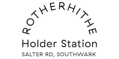 Rotherhithe Holder Station: Design Discussion 2  (Session B)