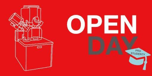 Open Day pro studenty