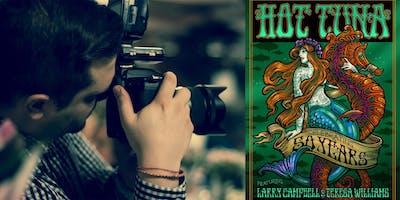 PHOTOPASS: Hot Tuna  with Brian Hineline