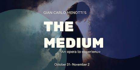 The Medium tickets