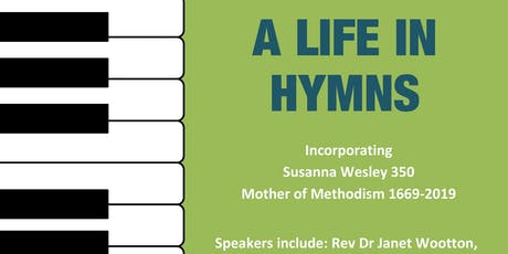 A Life in Hymns - Festival and Conference tickets