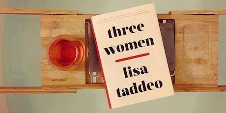 Barre3 14th Street Book Talk: Three Women by Lisa Taddeo tickets