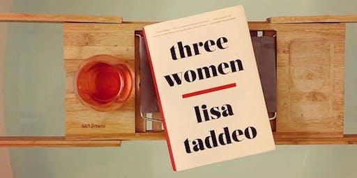Barre3 14th Street Book Talk: Three Women by Lisa Taddeo