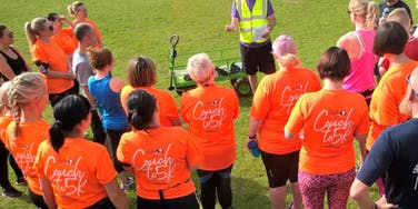Mangotsfield School - Get Fit 4 Christmas 'Couch to 5K'!
