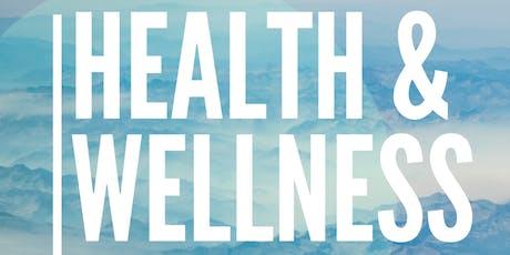 Health and Wellness Summit tickets