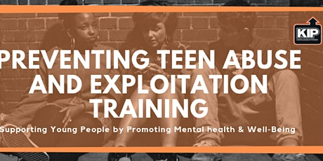 Preventing teen abuse and exploitation training tickets