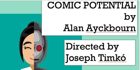 Comic Potential Friday evening tickets