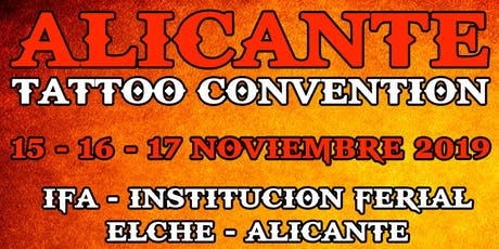 Alicante Tattoo Convention entradas