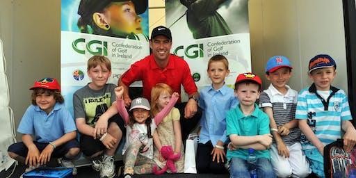 Leinster Junior boys and girls Festival of Golf- Powerscourt GC