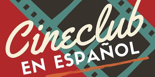 PoLIS Spanish Culture Program 'Club de cine, Salvador'