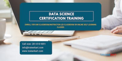 Data Science Certification Training in Charleston, SC