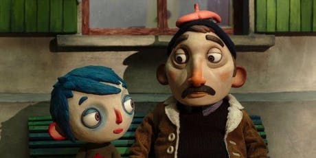 FILM : MY LIFE AS A COURGETTE tickets