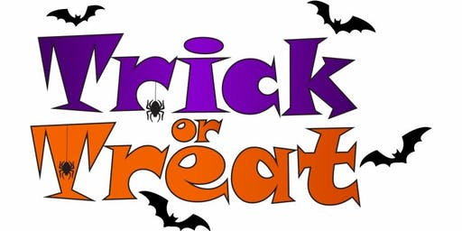 Annual Accessible Trick or Treat in Dickinson